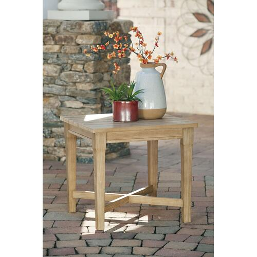 Clare View Outdoor End Table