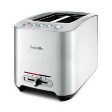 Breville Die-Cast 2-Slice Smart Toaster, Silver