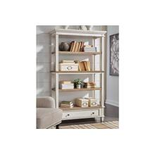 See Details - ASHLEY REALYN BOOKCASE