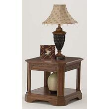 Oakridge Occasional End Table