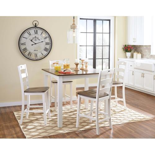 5 Piece Woodanville Counter Height Dining Set