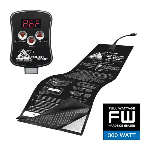 Touch Temp Full Watt Digital Heater (Only US Models FOR HARDSIDE WATERBEDS)