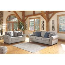 Ashley 134 Belcampo Java Sofa and Love
