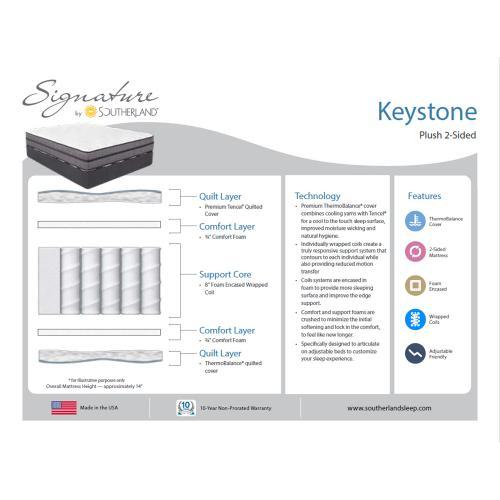 Southerland - Signature Collection - Keystone - Plush