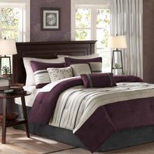Palmer 7 piece Comforter Set - Queen
