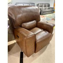 See Details - Sanibel Whiskey Leather Power Recliner