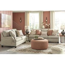 Ashley 308 Almanza Wheat Sofa and Love