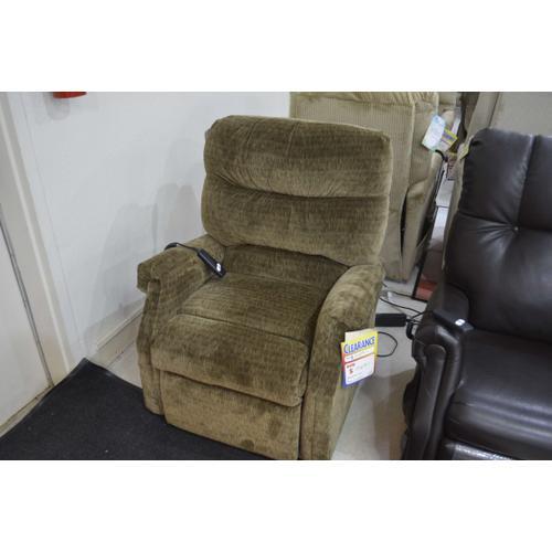 Med Lift standard size power lift chair.