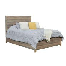 Authentic Reclaimed Barnwood Bed