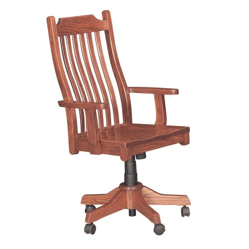 Country Value Woodworks - Mission Office Chair
