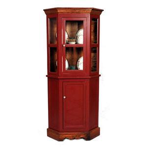 Westmoreland Woodworks - Corner Cabinet