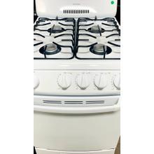 "Product Image - USED- Hotpoint® 20"" Free-Standing Gas Range G20WHSTV-U SERIAL #29"