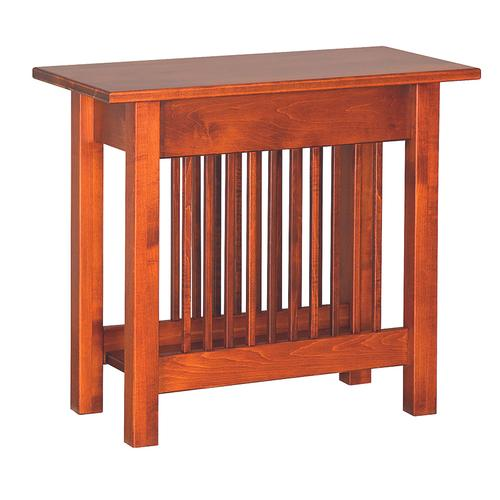 Country Value Woodworks - Mission Chair Side Table