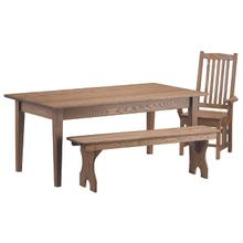 Shaker Farm Table