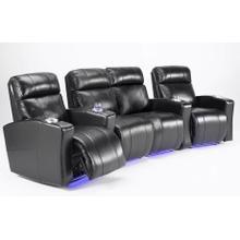 Black Theatre Seating