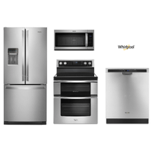 Whirlpool Package with 30'' Refrigerator