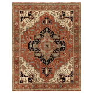 See Details - Fine Antique Weave Serapi