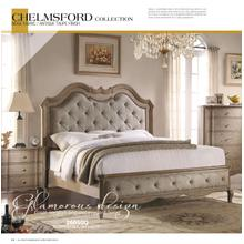 Acme 26050 Chelmsford Beige Collection