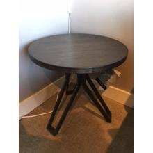 Tavonni Round End Table