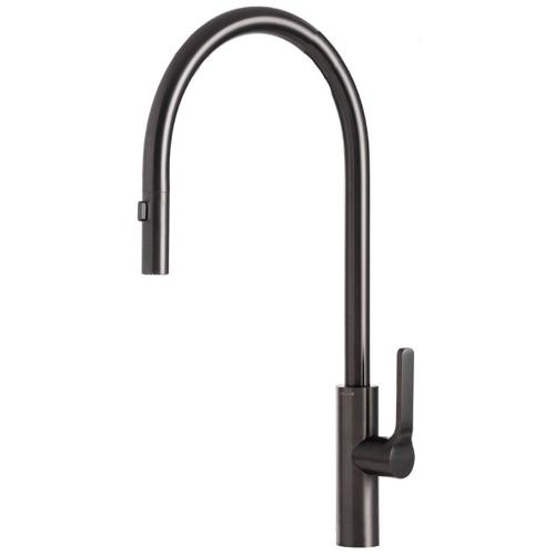 The Galley Tap - Galley Tap in PVD Satin Black Stainless Steel