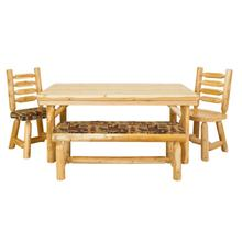 W268 Rectangular Dining Table