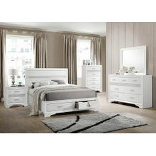 Sadeel-Queen Storage Bed