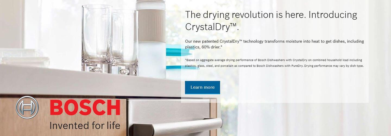 Shop Bosch Crystal Dry