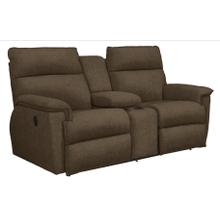 Jay Reclining Loveseat with Center Console