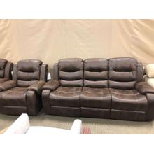 Reclining Sofa, Love seat and recliner! All Budget pricing!