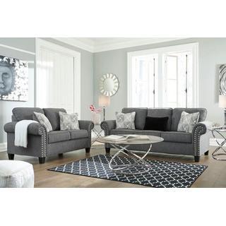 Agleno Sofa and Loveseat Set
