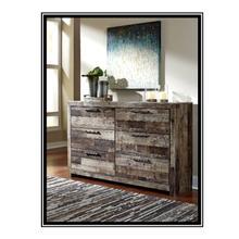 See Details - Derekson Dresser with Mirror