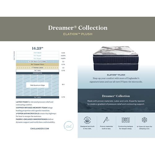 Dreamer Collection - Elation Plush