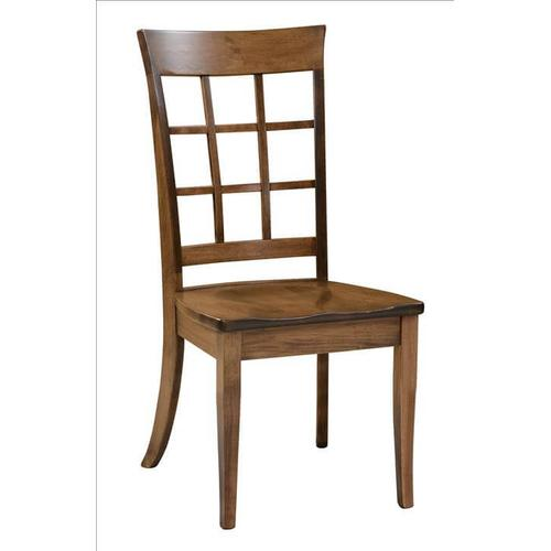 Amish Furniture - Chair Collection