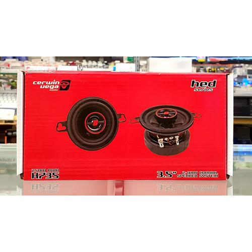 "3.5"" 2-Way Coaxial Speaker System"