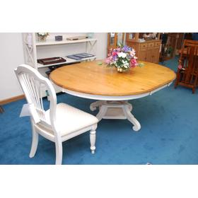 5 pc dining table & chairs