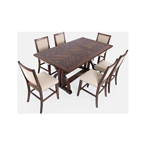 Fairview Ext Table W/(6) Chairs