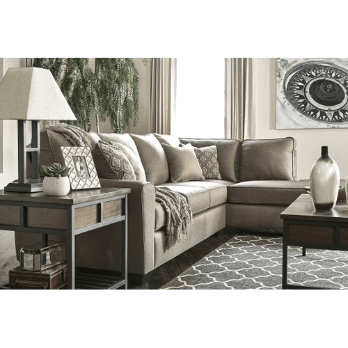 Calicho - Cashmere - 2-Piece Sectional with Right Facing Chaise