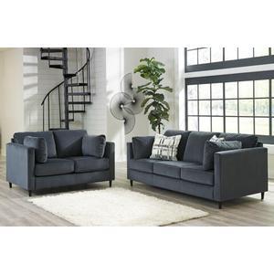 Kennewick Sofa and Loveseat Set