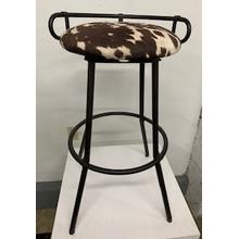 """Bluffton"" Swivel Bar Stool"