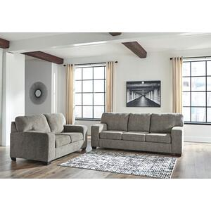 Termoli Sofa and Loveseat Set