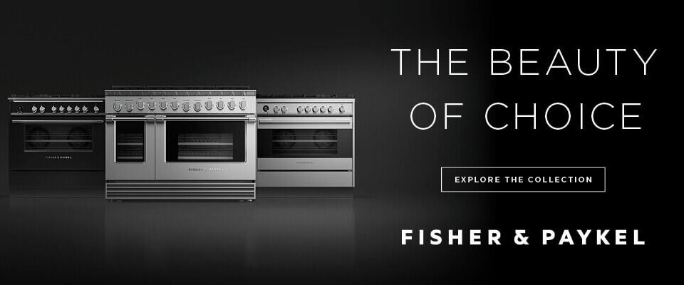 Shop Fisher & Paykel!