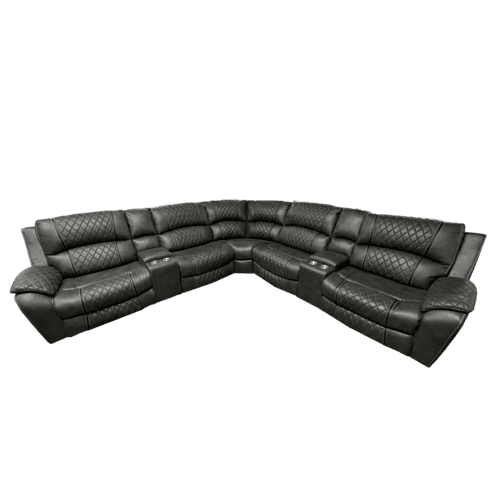 Cheers - Power Reclining Sectional