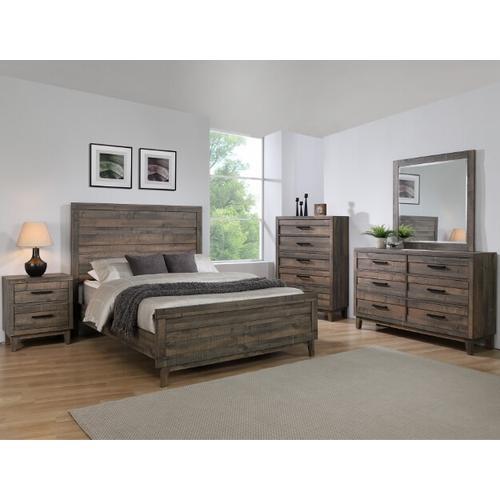 Crown Mark B8270 Tacoma Twin Bedroom