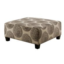 FLAIR 2241OT Champion Grey Ottoman