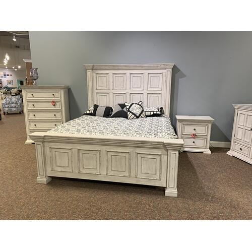 Big Valley King Panel Bedroom Group - Style No. 361