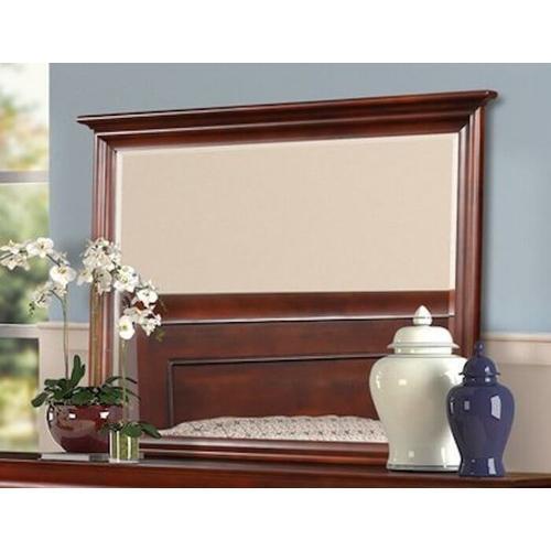 New Classic Furniture - VERSAILLES Mirror- BORDEAUX