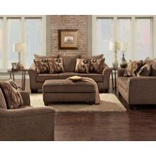 7700 Camero Cafe Sofa and Loveseat