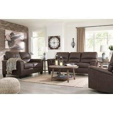 Navi Chestnut Sofa & Loveseat