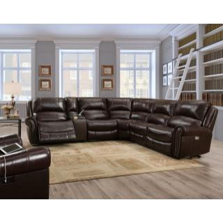 Robertson Power Motion Sectional