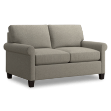 Spencer Loveseat - Dove Fabric